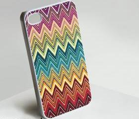 New Tribal Monogram - Iphone case for Iphone 4 case, Iphone 4s case, Iphone 5 case hard case