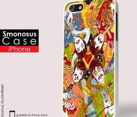 The beatles - Iphone case for Iphone 4 case, Iphone 4s case, Iphone 5 case hard case