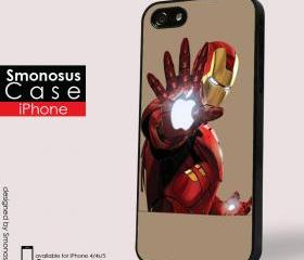 Iron Man - Iphone case for Iphone 4 case, Iphone 4s case, Iphone 5 case hard case